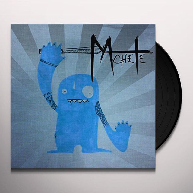 MACHETE Vinyl Record