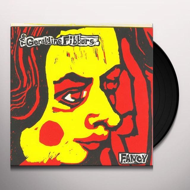 Geraldine Fibbers FANCY Vinyl Record - Holland Import
