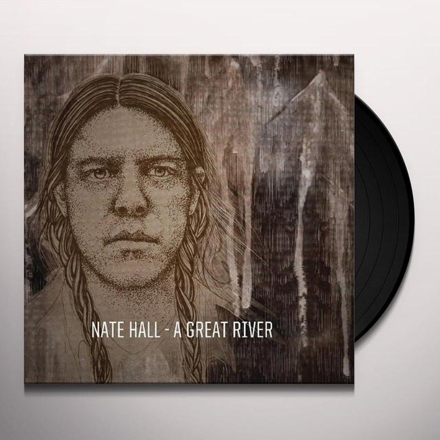 Nate Hall A GREAT RIVER Vinyl Record