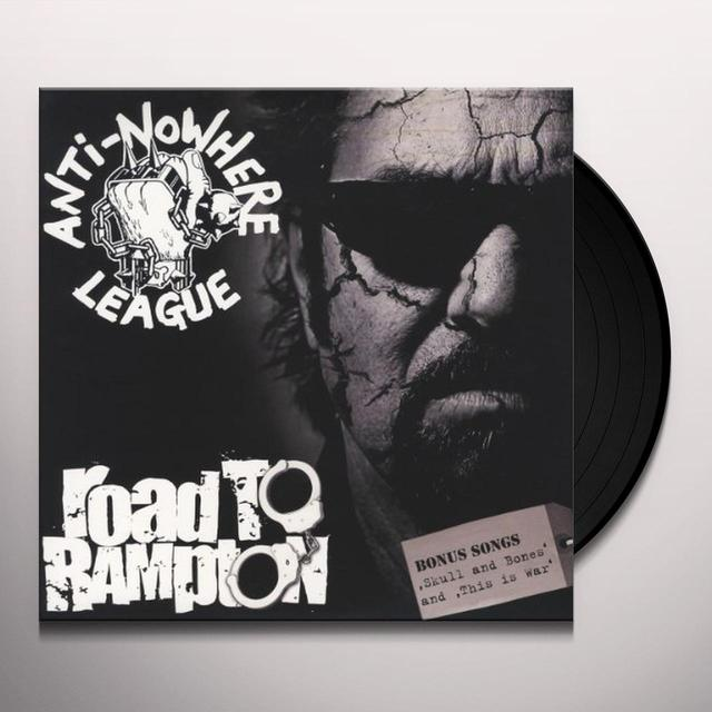 Anti-Nowhere League ROAD TO RAMPTON (GER) (Vinyl)