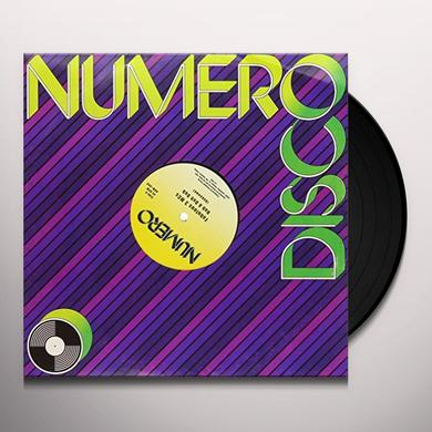 Fabulous 3 Mc's RUB A DUB DUB Vinyl Record - Holland Import