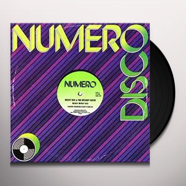 Missy Dee & The Melody C MISSY MISSY DEE Vinyl Record - Holland Import
