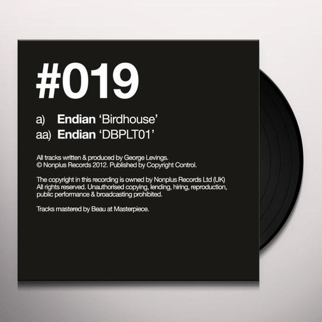 Endian BIRDHOUSE Vinyl Record