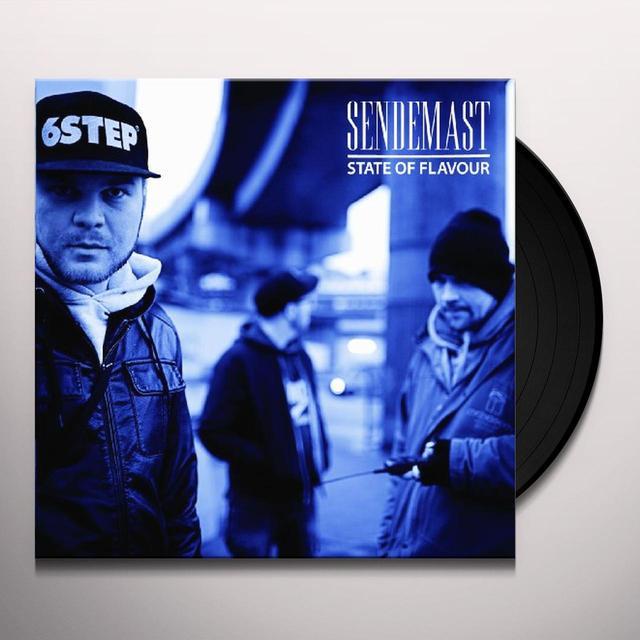 Sendemast STATE OF FLAVOUR (GER) (Vinyl)