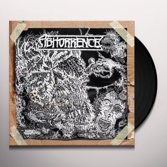 Abhorrence COMPLETELY VULGAR Vinyl Record - Portugal Import