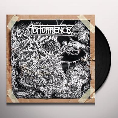 Abhorrence COMPLETELY VULGAR Vinyl Record - Portugal Import