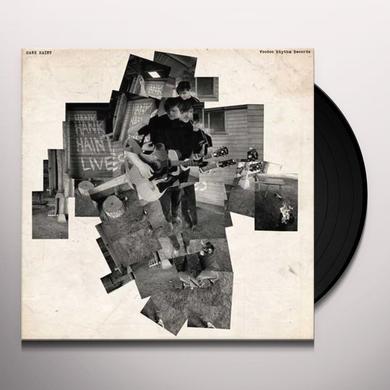 Hank Haint BLACKOUT Vinyl Record - Portugal Import