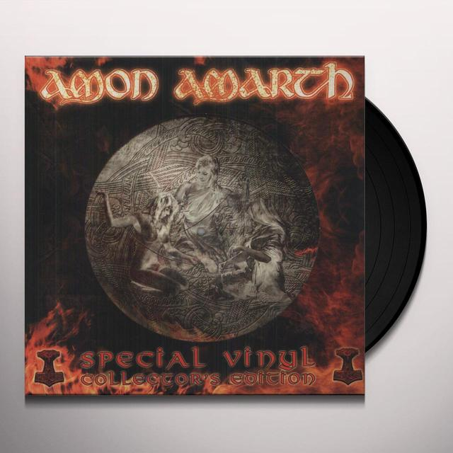 Amon Amarth FATE OF NORNS Vinyl Record - UK Release