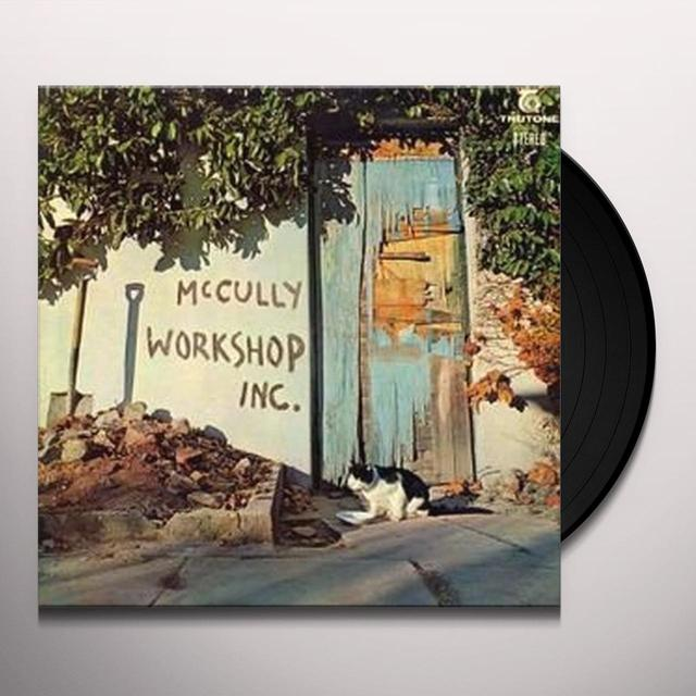 Mccully Workshop INC -HQ- Vinyl Record - Holland Import