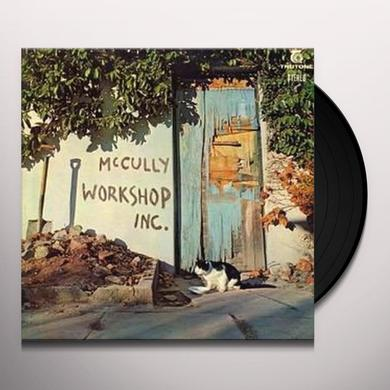 Mccully Workshop INC -HQ- Vinyl Record