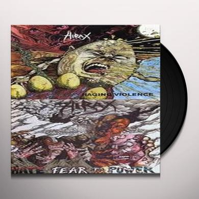 Hirax NOT DEAD YET Vinyl Record - Holland Import