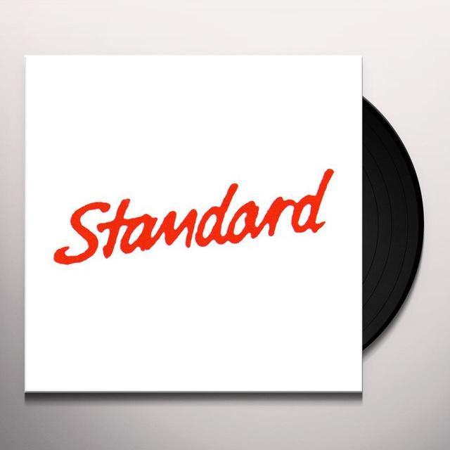 Grubby Mitts STANDARD Vinyl Record