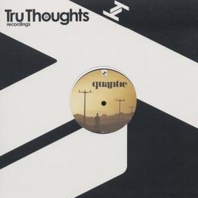 Quantic SABOR Vinyl Record - UK Release