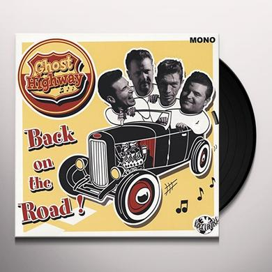 Ghost Higway BACK ON THE ROAD (FRA) Vinyl Record