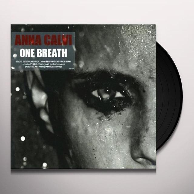 Anna Calvi ONE BREATH (GER) Vinyl Record