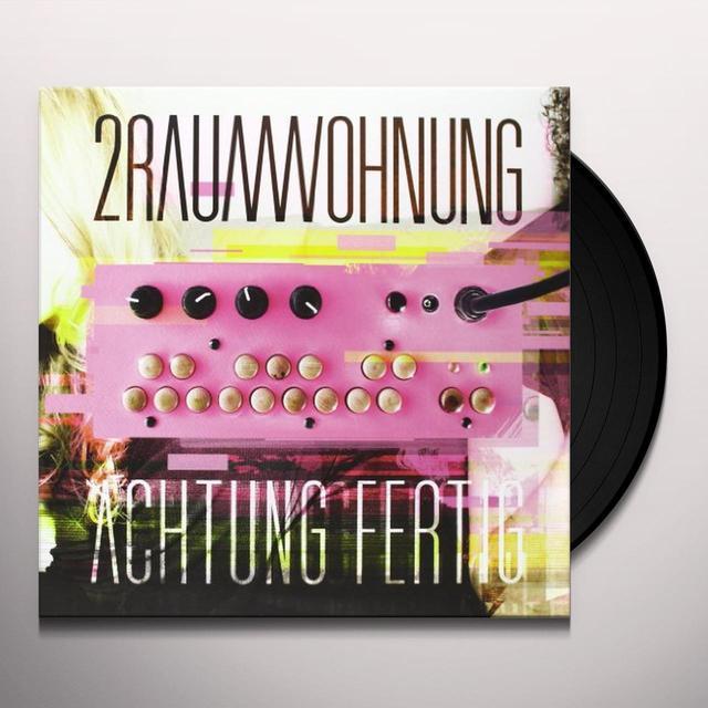 2 Raumwohnung ACHTUNG FERTIG (GER) (Vinyl)