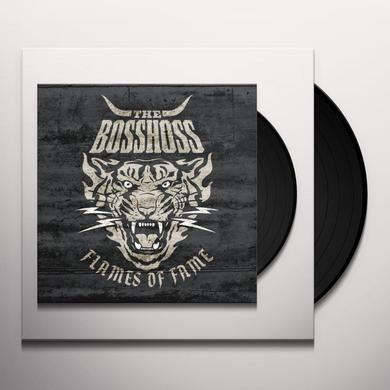 Bosshoss FLAMES OF FAME Vinyl Record