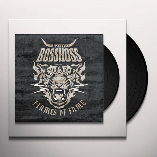 Bosshoss FLAMES OF FAME Vinyl Record