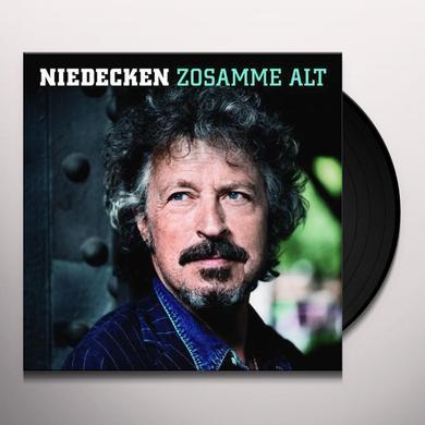 Niedecken ZOSAMME ALT Vinyl Record