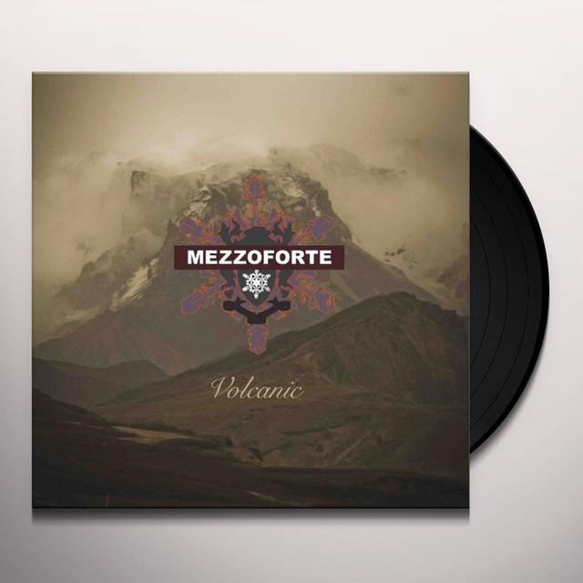Mezzoforte VOLCANIC (GER) Vinyl Record
