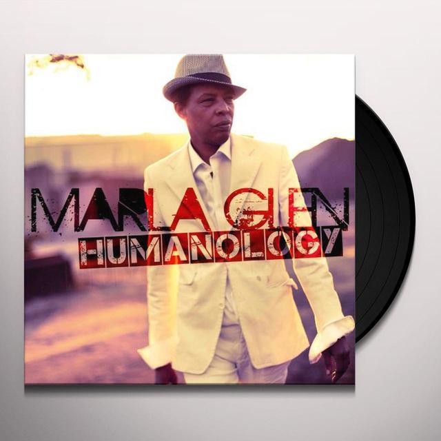 Marla Glen HUMANOLOGY Vinyl Record