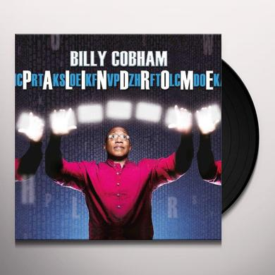 Billy Cobham PALINDROME (GER) Vinyl Record