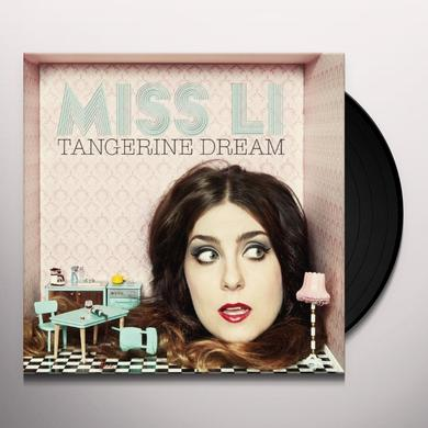 Miss Li TANGERINE DREAM Vinyl Record