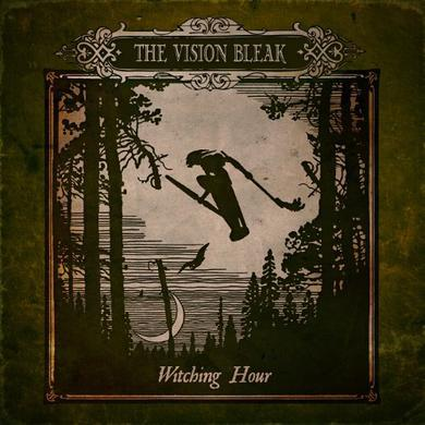 Vision Bleak WITCHING HOUR Vinyl Record