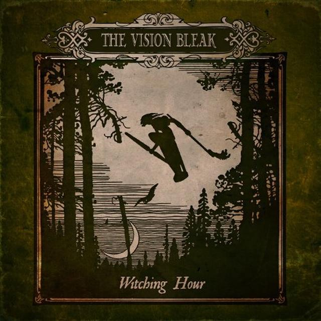 Vision Bleak WITCHING HOUR (GER) Vinyl Record