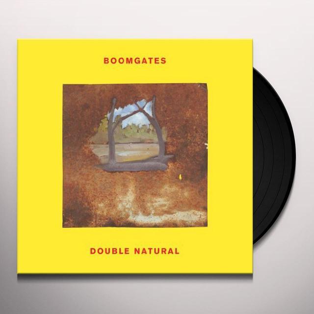 Boomgates DOUBLE NATURAL Vinyl Record - Australia Import