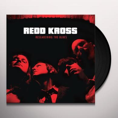 Redd Kross RESEARCHING THEBLUES Vinyl Record - UK Import