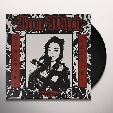 Iron Witch HANGOVER SUICIDE Vinyl Record