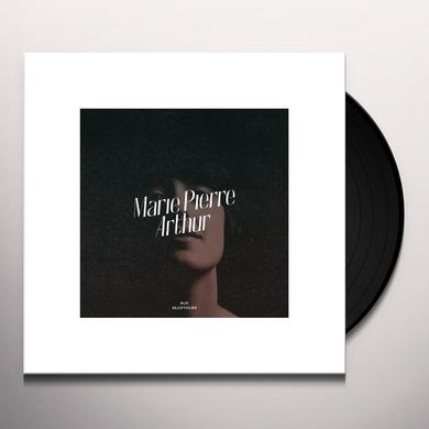 Marie-Pierre Arthur AUX ALENTOURS Vinyl Record - Canada Import