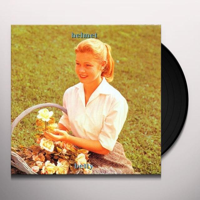 Helmet BETTY Vinyl Record - UK Release