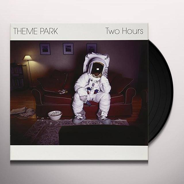 Theme Park TWO HOURS Vinyl Record - UK Import