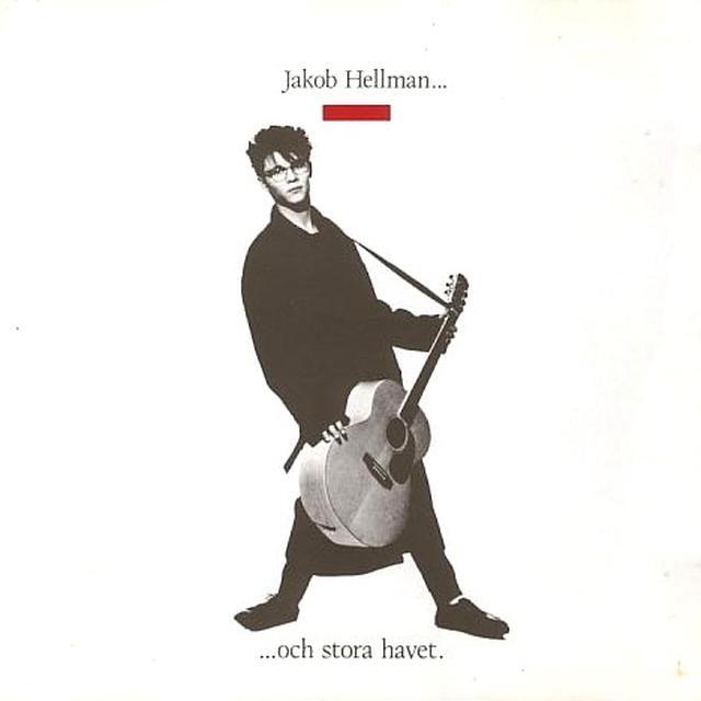 Jakob Hellman OCH STORA HAVET Vinyl Record - Sweden Release
