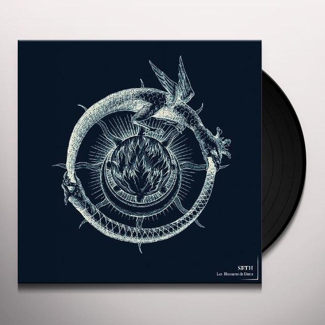Seth LES BLESSURES DE L'AME Vinyl Record