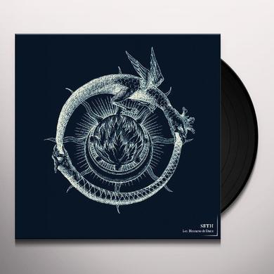 Seth LES BLESSURES DE L'AME Vinyl Record - UK Import