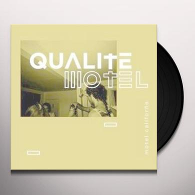 Qualite Motel MOTEL CALIFORNIA Vinyl Record