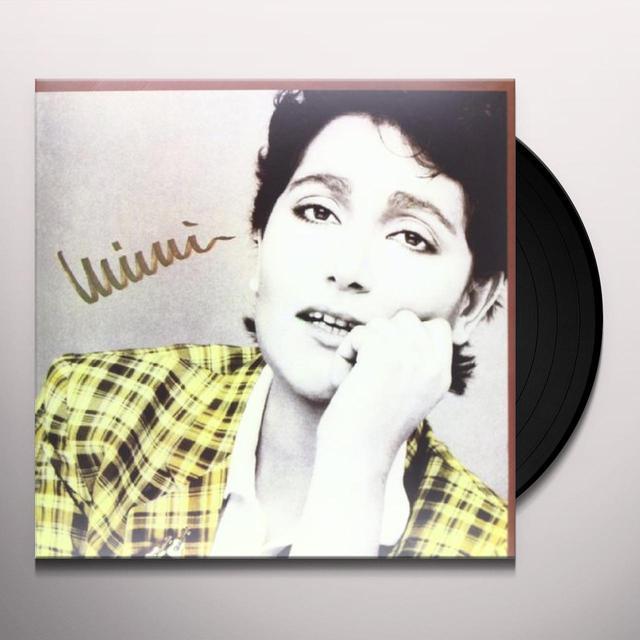 Mia Martini MIMI' Vinyl Record - Italy Import