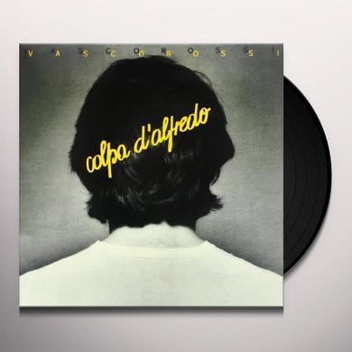 Vasco Rossi COLPA D'ALFREDO Vinyl Record - Italy Import