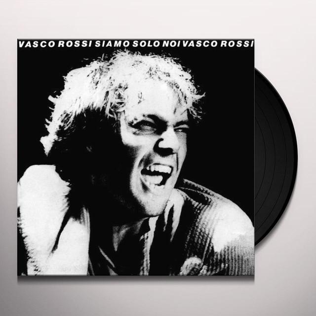 Vasco Rossi SIAMO SOLO NOI (ITA) (Vinyl)