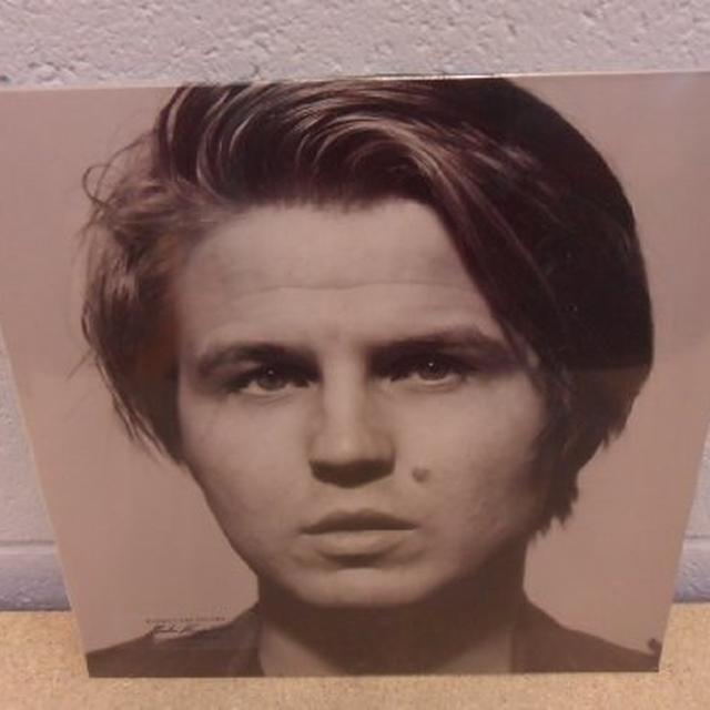 Markus Krunegard MANSKLIG VARME Vinyl Record - Sweden Release