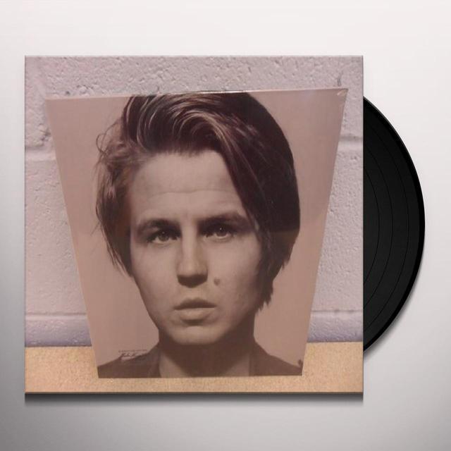 Markus Krunegard MANSKLIG VARME Vinyl Record - Sweden Import