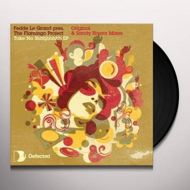 Fedde Le Grand TAKE NO SHHHHHHHHH Vinyl Record - UK Import