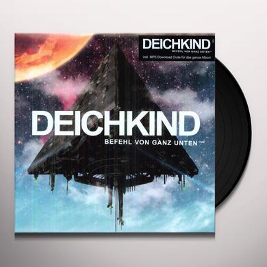 Deichkind BEFEHL VON GANZ UNTEN Vinyl Record - Holland Import