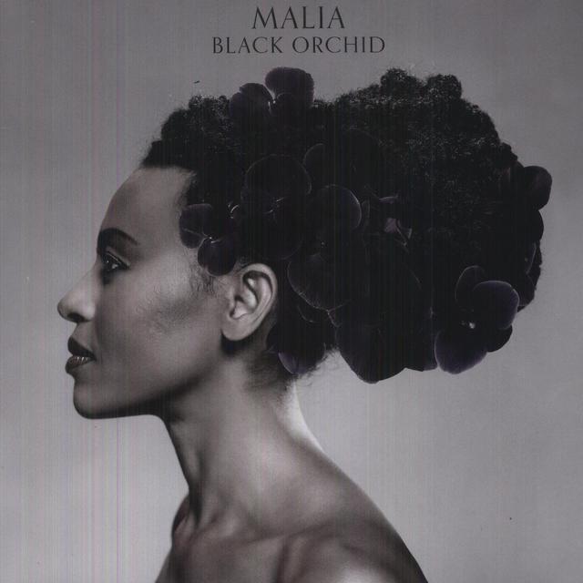 Malia BLACK ORCHID Vinyl Record - Holland Import