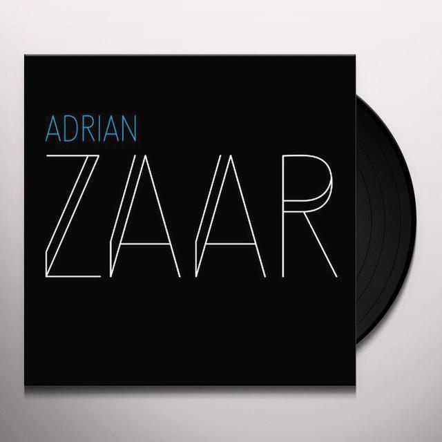 ADRIAN ZAAR Vinyl Record - Holland Import