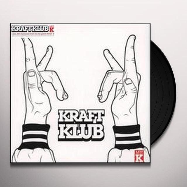 Kraftklub MIT K Vinyl Record