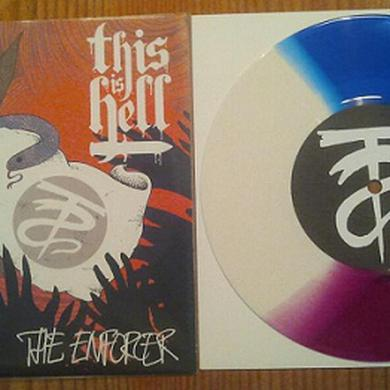 This Is Hell ENFORCER Vinyl Record